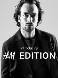 H&M Edition Man