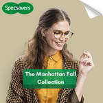 Erbjudanden från Specsavers, The Manhattan Fall Collection