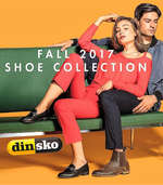 Erbjudanden från Din Sko, Fall 2017 Shoe Collection